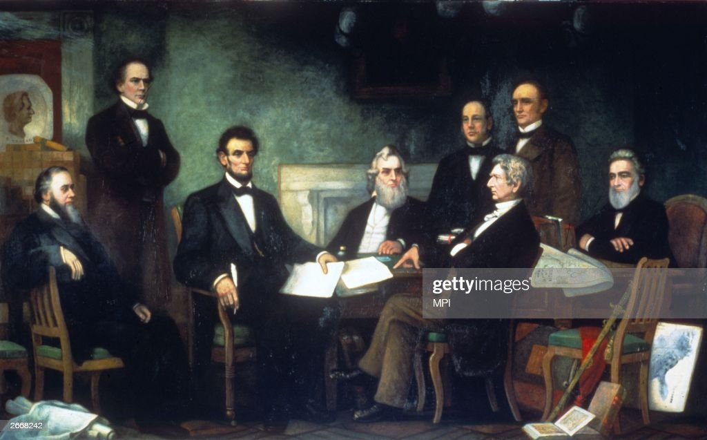 Lincoln And Emancipation Proclamation