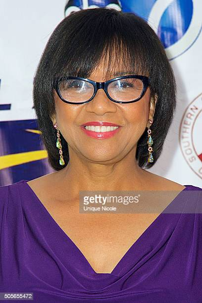President Academy of Motion Pictures Arts and Sciences Cheryl Boone Isaacs attends The King Legacy Awards And Benefit Gala at Sheraton Gateway Hotel...