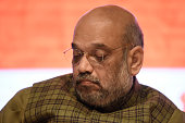 IND: BJP President Amit Shah Addresses BJYM National Workshop