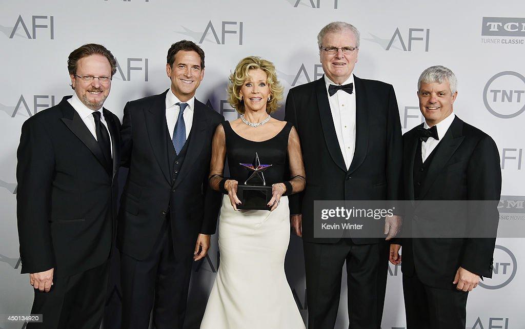 AFI Life Achievement Award: A Tribute To Jane Fonda - Awards Presentation