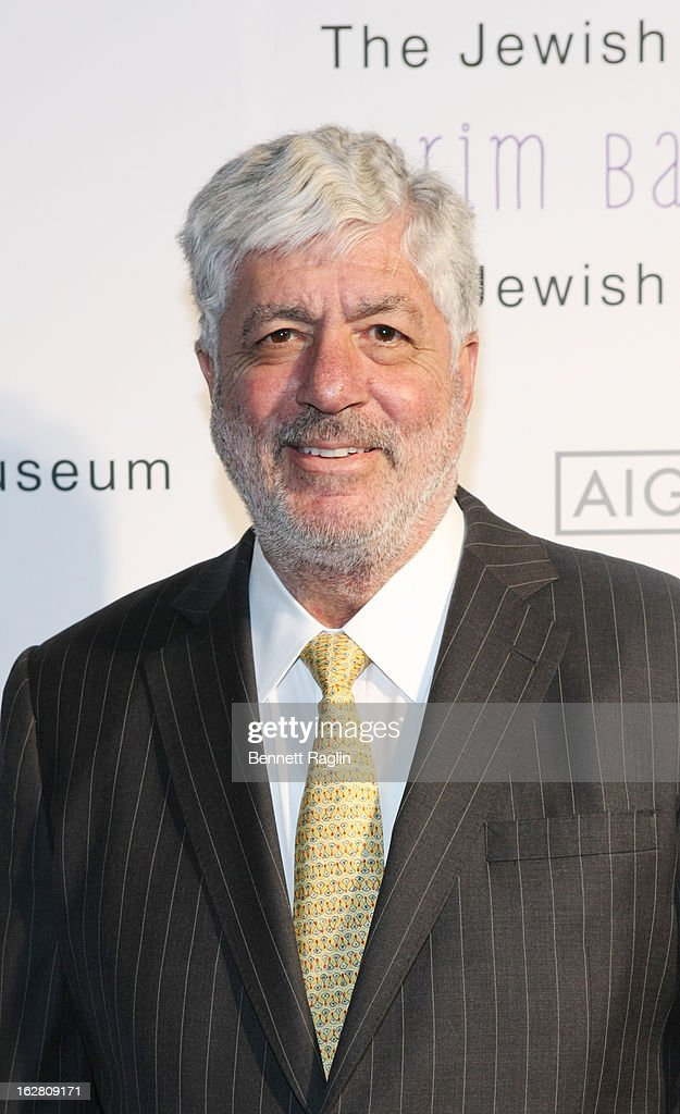 President and CEO of American International Group (AIG) <a gi-track='captionPersonalityLinkClicked' href=/galleries/search?phrase=Robert+Benmosche&family=editorial&specificpeople=6531249 ng-click='$event.stopPropagation()'>Robert Benmosche</a> attends the 2013 Jewish Museum Purim Ball at Park Avenue Armory on February 27, 2013 in New York City.
