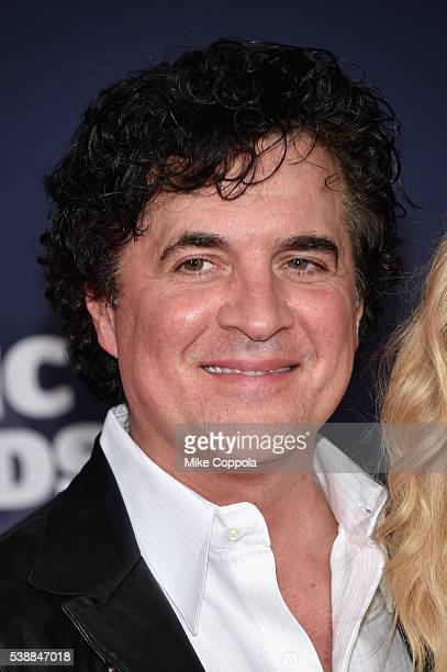 President and CEO of Big Machine Record Label Scott Borchetta attends the 2016 CMT Music awards at the Bridgestone Arena on June 8 2016 in Nashville...