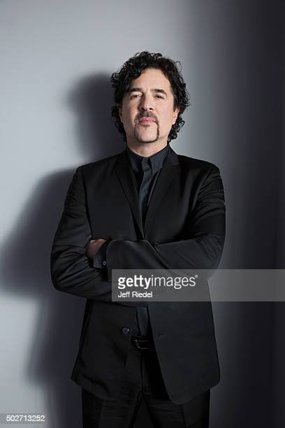 President and CEO of Big Machine Records Scott Borchetta is photographed for TV Guide Magazine on January 17 2015 in Pasadena California