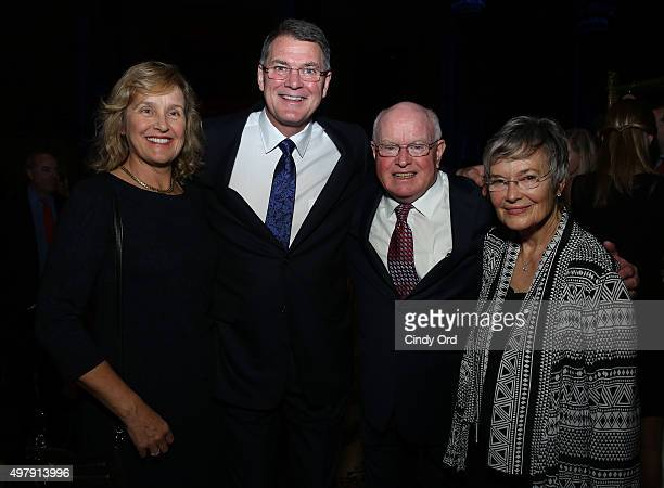 President and CEO of Cystic Fibrosis Foundation Preston W Campbell MD his wife Elaine Campbell Former President and CEO of Cystic Fibrosis Foundation...
