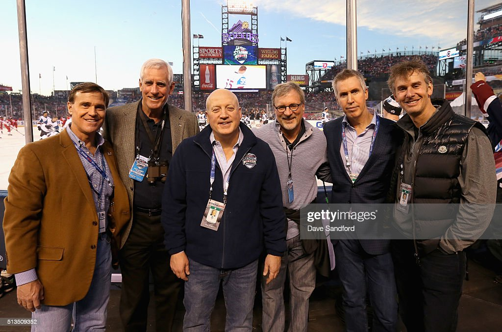 President and CEO of Genesco Sports John Tatum Peter Coors Deputy Commissioner of the NHL Bill Daly President Chief Beer Merchant Tenth and Blake...
