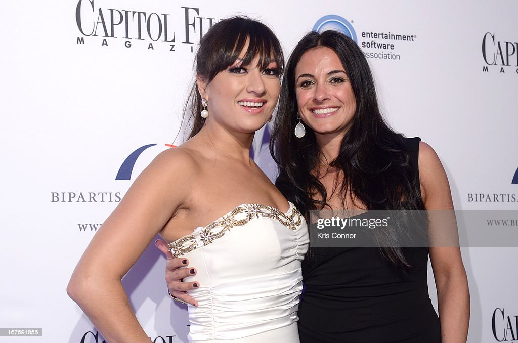 President and CEO of Lanmark Technology inc. Lani Hay (L) attends Capitol File's White House Correspondents' Association Dinner after party presented by The Bipartisan Policy Center on April 27, 2013 in Washington, DC.