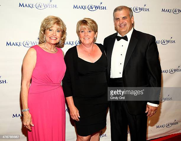 President and CEO of MakeAWish Metro New York and Western New York Pat Clemency guest and Zurich Regional Executive East Region and CoChar of...