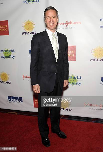 President and CEO of Marriott International Arne Sorenson attends the 7th Annual PFLAG National Straight For Equality Awards Gala at The New York...