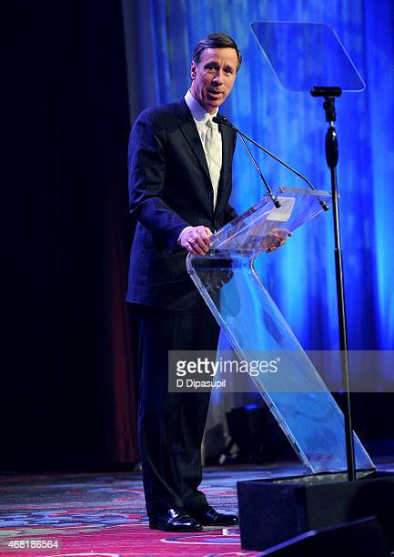 President and CEO of Marriott International Arne Sorenson speaks onstage at the 7th Annual PFLAG National Straight For Equality Awards Gala at The...