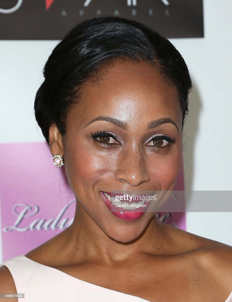 President and CEO of the LadyLike Foundation Leah Cher Pump attends the LadyLike Foundation's 6th Annual Women of Excellence Scholarship Luncheon at the Luxe Hotel on June 14, 2014 in Los Angeles, California.