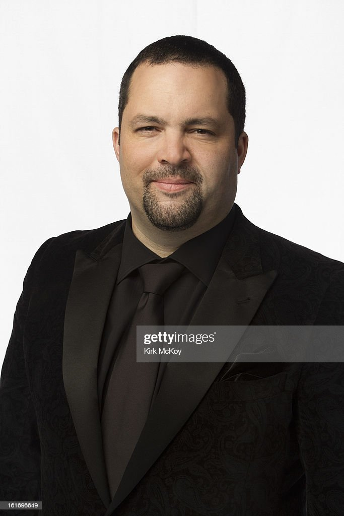President and CEO of the NAACP Benjamin Jealous is photographed at the NAACP Image Awards for Los Angeles Times on February 1, 2013 in Los Angeles, California. PUBLISHED IMAGE.
