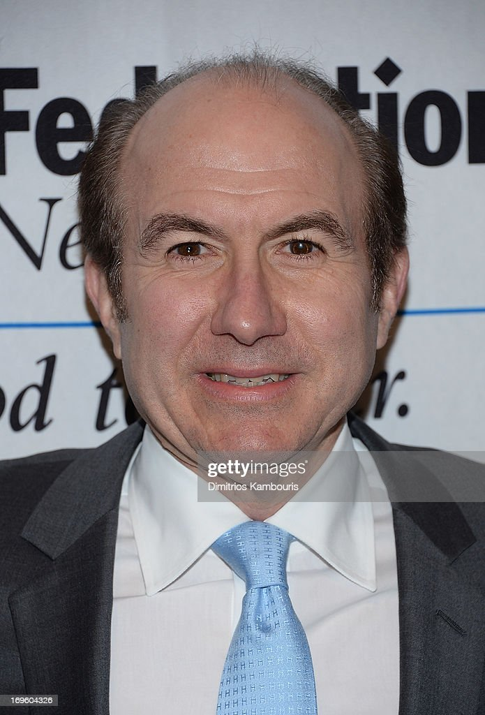 President and CEO of Viacom Philippe Pierre Dauman attends the UJA-Federation Of New York Entertainment, Media And Communications Leadership Awards Dinner at Pier Sixty at Chelsea Piers on May 28, 2013 in New York City.