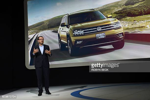 volkswagen group of america inc. stock photos and pictures | getty