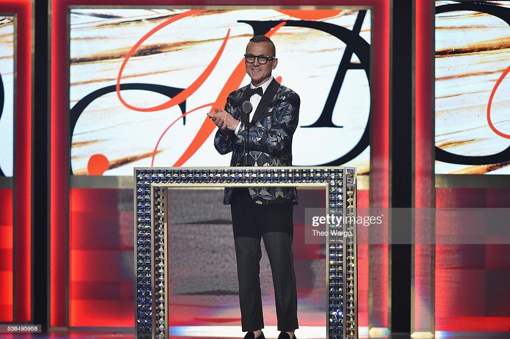 2016 CFDA Fashion Awards - Show