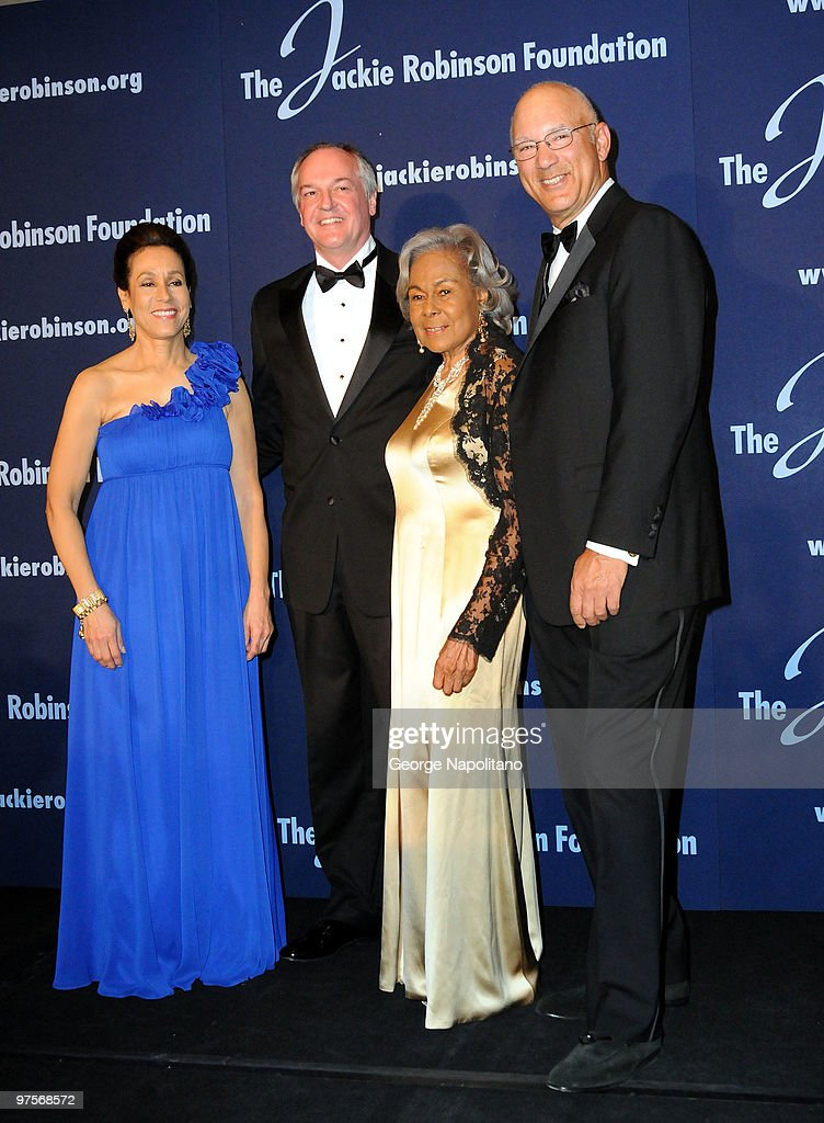 President and Chief Executive Officer Della Britton Baeza CEO of Unilever Paul Polman Chariman Leonard S Coleman Jr and Founder Rachel Robinson...