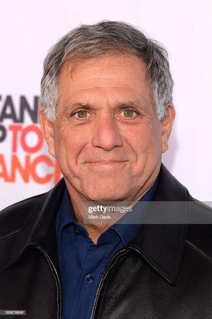 President and Chief Executive Officer of CBS Corporation Leslie Moonves attends 'CBS Daytime After Dark' at The Comedy Store on October 8, 2013 in West Hollywood, California.