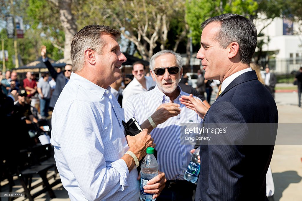 President and COO of the Golden State Warrior and LAFC coowner Rick Welts ViceChairman/COO of Mandalay Entertainment Group and LAFC coowner Paul...