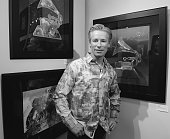 President and Founder of Hope Diamond Collection and Grammy Award Winner Joseph McLean Gregory attends the Peter Max A Retrospective 19602015 at...