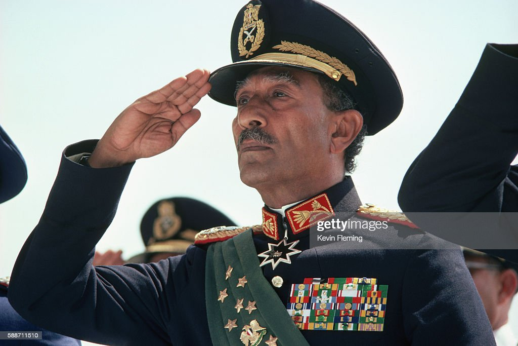 100 Years Since the Birth of Egyptian President Anwar Sadat