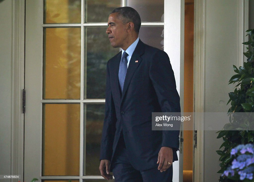 President obama departs white house for florida getty images - When is obama out of office ...