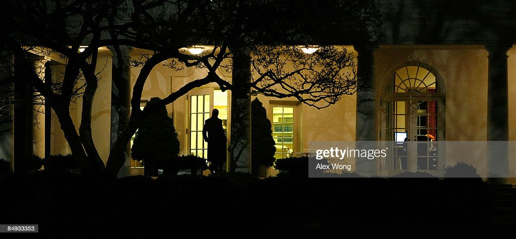 us president barack obama enters the oval office after returning to the white house february 19 barack obama enters oval
