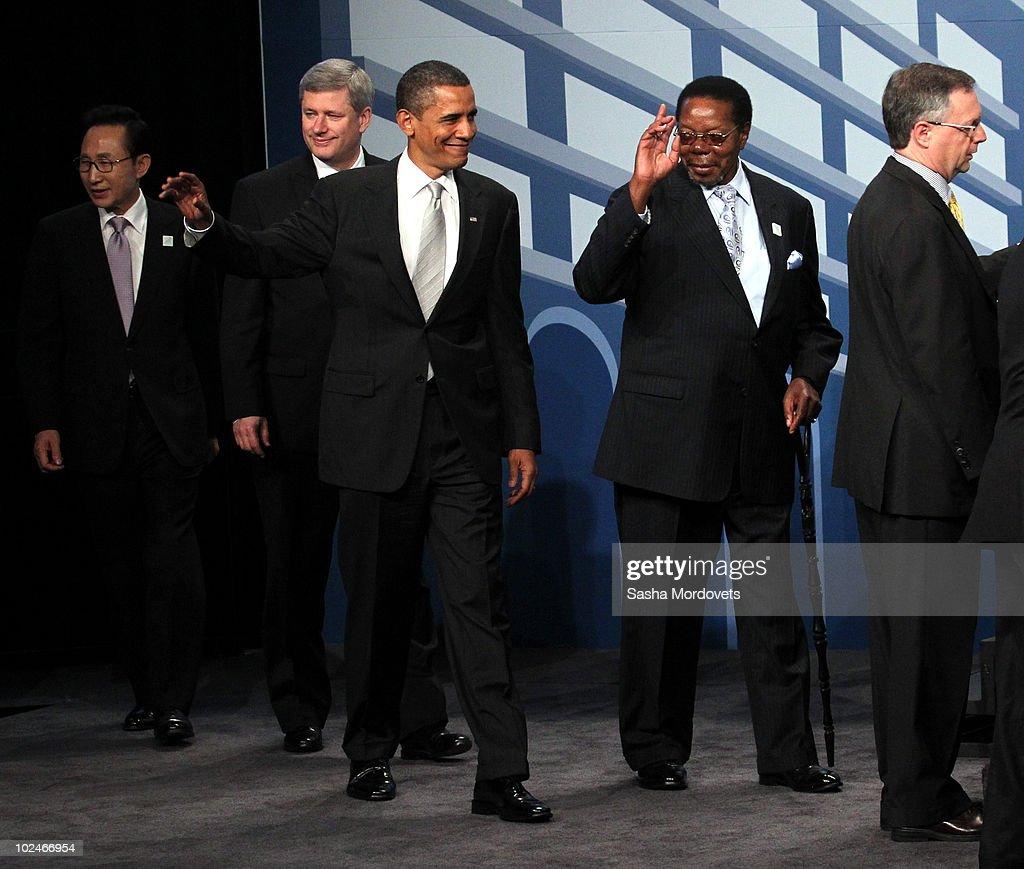 Toronto Hosts World Leaders For G20 Summit