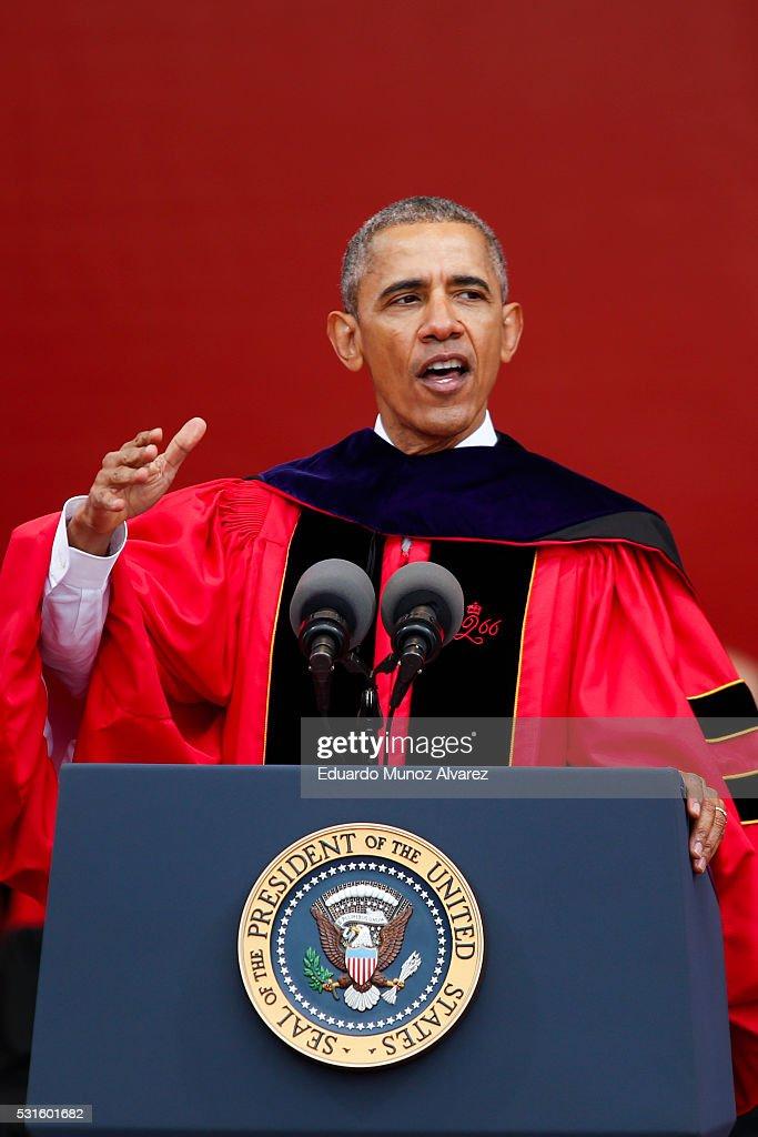 education obama speaks rutgers