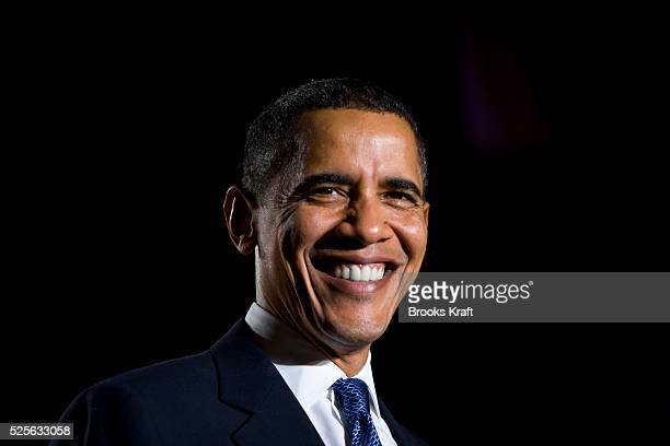 President Barack Obama speaks at a Democratic National Committee fundraiser in San Francisco California