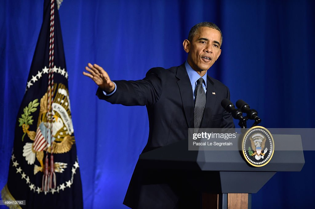 Barack Obama gives second speech in 2 days, calls out scapegoating in U.S.