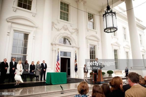 Entr e nord de la maison blanche photos et images de for Barack obama maison blanche