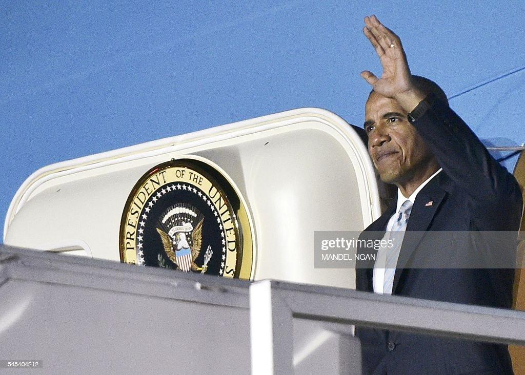 8. us präsident