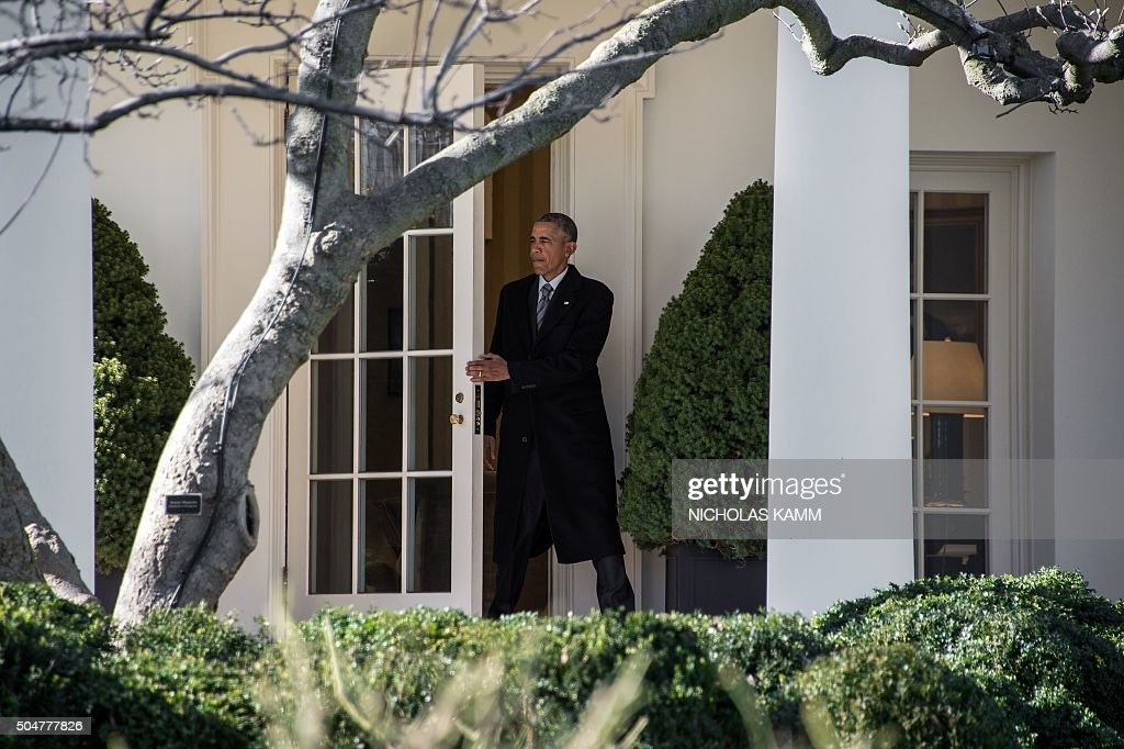 Barack obama getty images - When is obama out of office ...