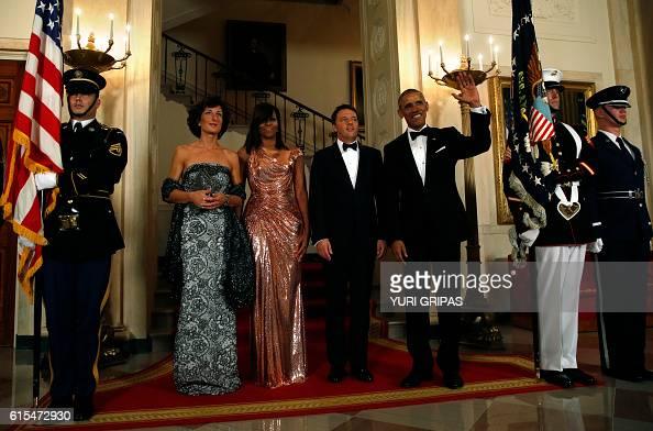 US-ITALY-DIPLOMACY : News Photo