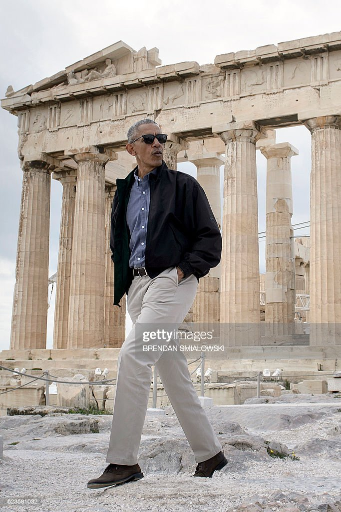 15 European Moments With Obama