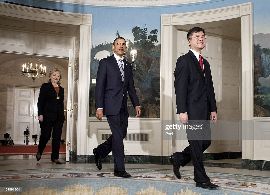 Obama Chooses Locke To Be Next U.S. Ambassador To China