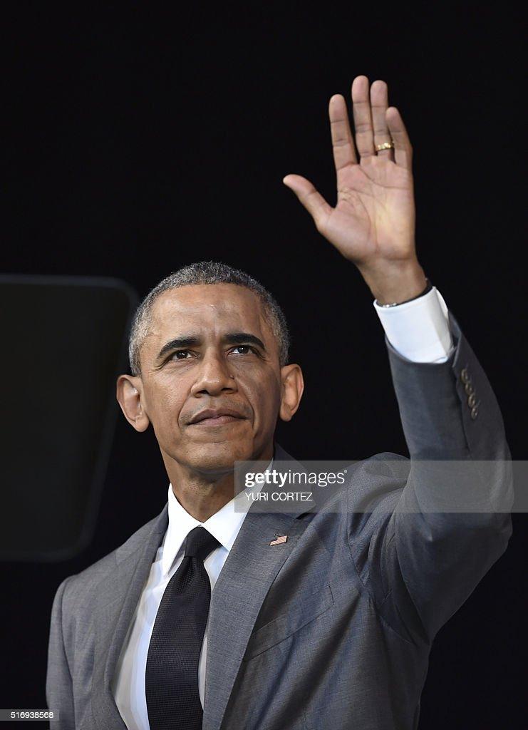 president obama delivers speech at gran teatro in