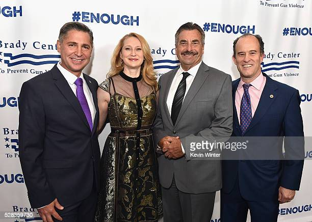 President Brady Campaign to Prevent Gun Violence Dan Gross Amy Elaine Wakeland Chief of the Los Angeles Police Department Charlie Beck and Board...