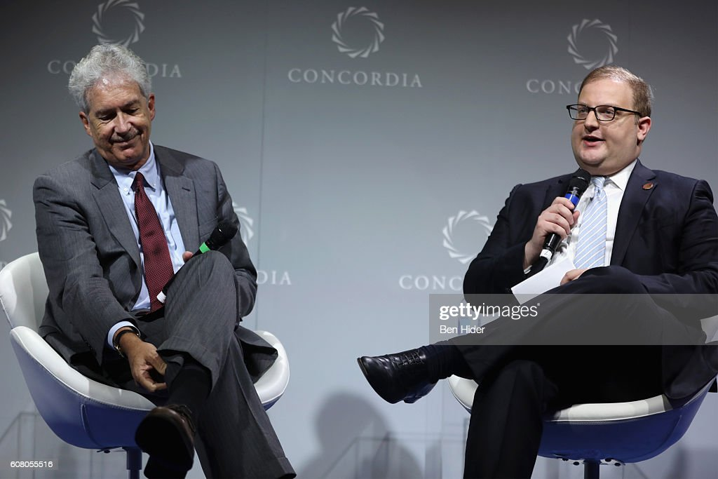 2016 Concordia Summit Convenes World Leaders To Discuss The Power Of Partnerships - Day 1