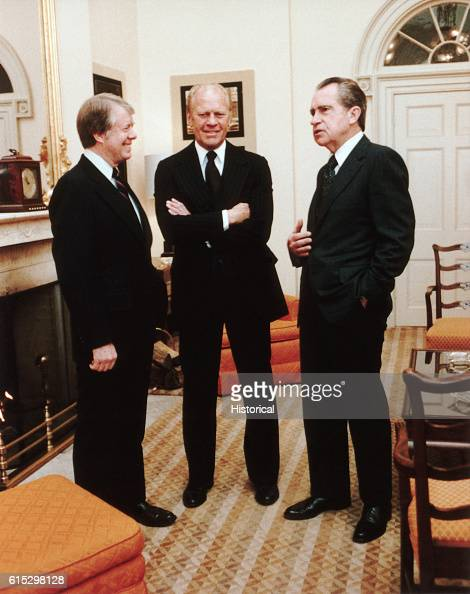 comparison of presidents ford and carter National security council - the reagan, bush, and clinton years president ronald reagan began his administration by reversing a trend and appointing a lowkey national security assistant who would return to the pre-kissinger model unfortunately, in an aberration from the designated use of the nsc, reagan also used the national.