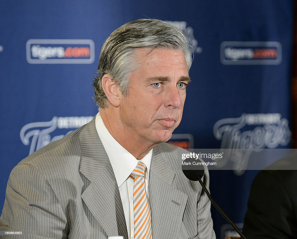 President, CEO and General Manager Dave Dombrowski of the ...