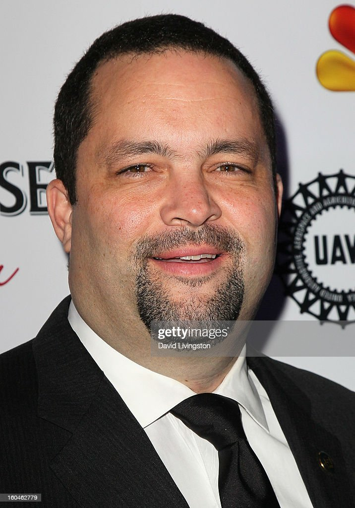 NAACP president & CEO Benjamin Todd Jealous attends the NAACP Image Awards Pre-Gala at Vibiana on January 31, 2013 in Los Angeles, California.