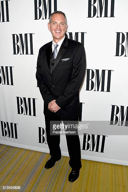 President CEO Mike O'Neill attends the 2016 BMI Latin Awards on March 2 2016 in Los Angeles California