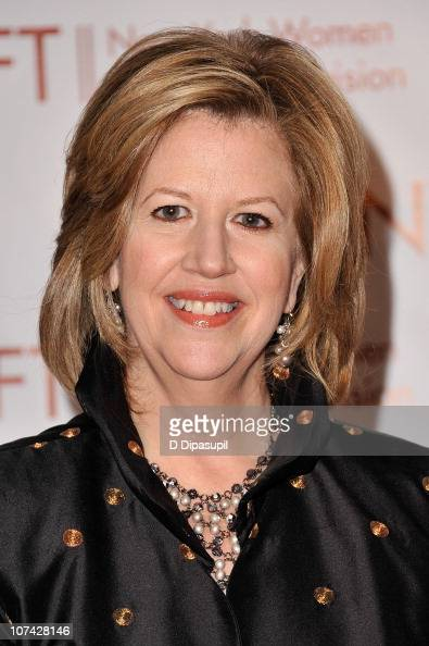 President CEO of AE Television Networks Abbe Raven attends the 30th Annual New York Women in Film Television Muse awards at the New York Hilton and...