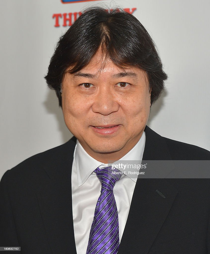 President & CEO of Thinkway Toys Albert Chan attends The National Breast Cancer Coalition Fund presents The 13th Annual Les Girls at the Avalon on October 7, 2013 in Hollywood, California.