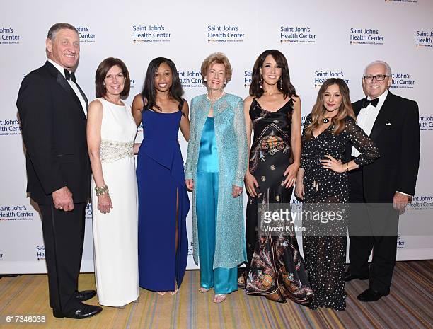 President CEO Saint John's Health Center Foundation Robert Klein President of the Irene Dunne Guild Brenda McDonald 2016 Hope Inspiration Award...