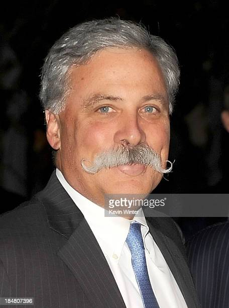 President Chief Operating Officer and Deputy Chairman of News Corporation Chase Carey attends The Paley Center for Media's 2013 benefit gala honoring...