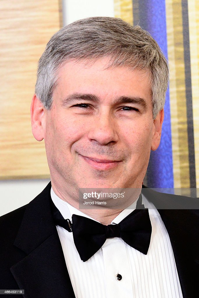 President Chris Keyser arrives at the 2014 Writers Guild Awards L.A. Ceremony at JW Marriott Los Angeles at L.A. LIVE on February 1, 2014 in Los Angeles, California.