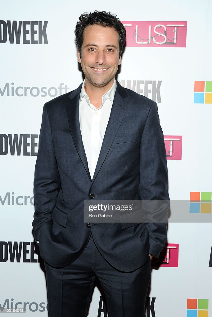 President & COO of BuzzFeed Jon Steinberg attends the 2013 Adweek Hot List gala at Capitale on December 2, 2013 in New York City.