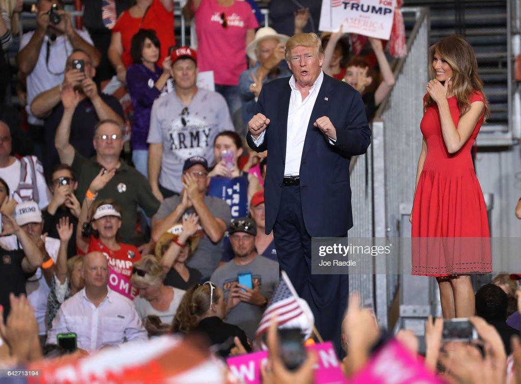 President Trump Rallies Thousands in Florida