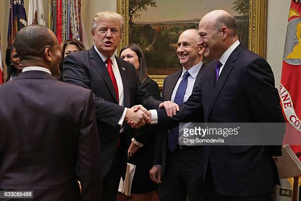 S President Donald Trump calls White House Director of Strategic Initiatives Chris Liddell and White House Director of the National Economic Council...